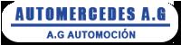 AG AUTOMOCIÓN | AUTO MERCEDES NAVALCARNERO logo