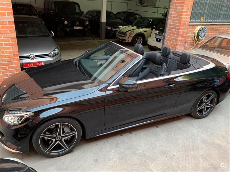 MERCEDES-BENZ Clase C C Cabrio 250 d Image